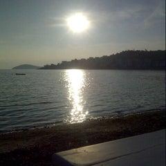 Photo taken at New Season Beach by Merve C. on 12/26/2012