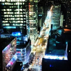 Photo taken at InterContinental New York Times Square by Warren N. on 4/24/2013