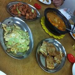 Photo taken at Ah Lye Curry Fish Head by Yumiko C. on 7/14/2015