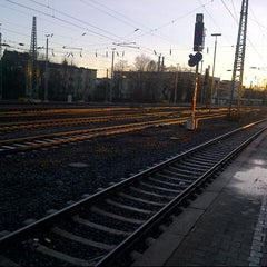 Photo taken at Bahnhof Aachen West by Desiree C. on 12/30/2013