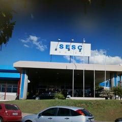 Photo taken at Serviço Social do Comércio (SESC) by Wagmar A. on 7/15/2013