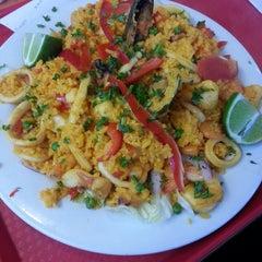 Photo taken at La Granja Restaurant by Ishtar Kitty R. on 10/25/2013