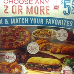 Photo taken at Domino's Pizza by Angela G. on 11/12/2013