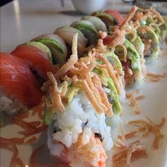 Photo taken at Fusion Fire Asian Fondue & Sushi Bar by Glen Coco O. on 10/21/2012