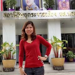 Photo taken at กรมการขนส่งทหารบก by Pook on 5/23/2015