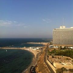 Photo taken at The Carlton Hotel Tel Aviv by B_t !. on 11/6/2012