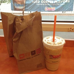 Photo taken at Dunkin Donuts by Joe R. on 6/7/2013