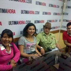 Photo taken at Diario Última Hora by Christian G. on 8/11/2014