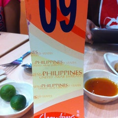 Photo taken at Chowking Sta. Rosa Commercial Complex by carl_byan c. on 5/5/2013