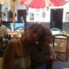 Photo taken at Plaza Larga by Jorge A. on 7/25/2013