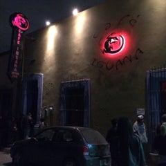 Photo taken at Café Iguana by L C. on 3/8/2015