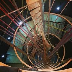 Photo taken at Museum of Mathematics (MoMath) by Debra R. on 8/22/2014