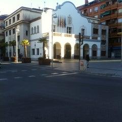 Photo taken at Ajuntament de Cerdanyola by Silvia M. on 6/8/2013