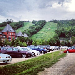 Photo taken at Blue Mountain Resort by Matt S. on 6/25/2013