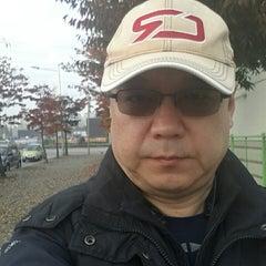 Photo taken at 복정역 환승주차장 by Inchul P. on 10/25/2014