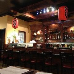 Photo taken at Sakura Japanese Restaurant by Kristina on 1/13/2013