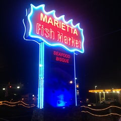 Photo taken at Marietta Fish Market by Hannah K. on 9/13/2013
