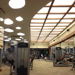Photo taken at Fitness Centre by Ban B. on 10/29/2013