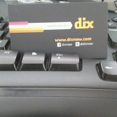 Photo taken at DIX Digital Agency by Carlos N. on 11/6/2013