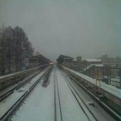 Photo taken at SEPTA: MFL 46th Street Station by Nolan H. on 1/25/2014