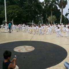 Photo taken at Balai Kota Bogor by Hanny Handayani S. on 6/23/2013