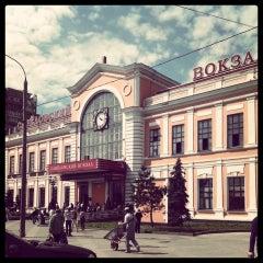 Photo taken at Савеловский вокзал / Savyolovsky Rail Terminal by Роман М. on 6/7/2013
