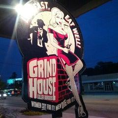 Photo taken at Grindhouse Killer Burgers by Yeeun T. on 10/6/2012