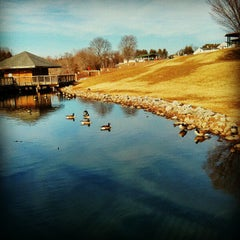 Photo taken at Lake Fairfax Park by Konstantin S. on 1/12/2013