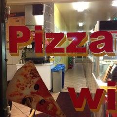 Photo taken at Americana Pizza & Taqueria by Mili B. on 8/25/2013