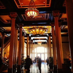 Photo taken at The Driskill by Jacob T. on 3/11/2013