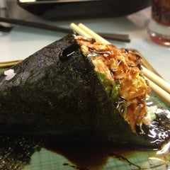Photo taken at Temaki Fry by Priscila A. on 7/29/2013