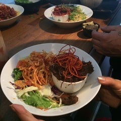 Photo taken at Restaurang Kalori by Maral K. on 10/3/2014