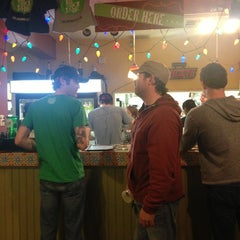 Photo taken at Big Truck Tacos by Sam R. on 3/15/2013