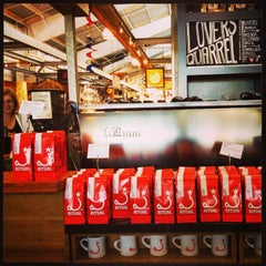 Photo taken at Ritual Coffee Roasters by Laissez F. on 2/24/2013