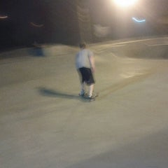 Photo taken at The Skatepark by Adam D. on 6/15/2013