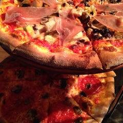 Photo taken at Pizzeria Caldera by Misha S. on 3/1/2014
