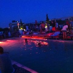 Photo taken at Penthouse Pool Club by DCdilemmas on 7/5/2013