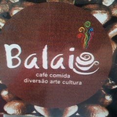 Photo taken at Balaio Café by Samuca N. on 4/19/2013