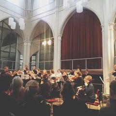 Photo taken at Amstelkerk by Felix M. on 11/28/2015