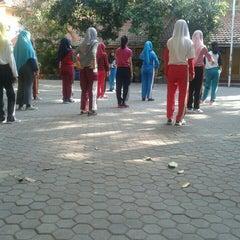 Photo taken at SMA Negeri 1 Surabaya by Aida F. on 8/1/2015