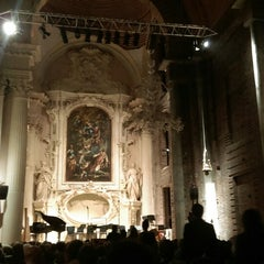 Photo taken at Oratorio San Filippo Neri by Mattia D. on 10/3/2014