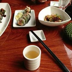 Photo taken at Nijo Sushi Bar & Grill by Felice L. on 1/25/2013