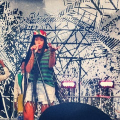 Photo taken at Northside Festival by Sarah G. on 6/16/2013