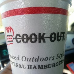 Photo taken at Cook-Out by Askia M. on 11/30/2013