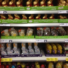 Photo taken at Tesco Extra by Mark E. on 1/4/2013