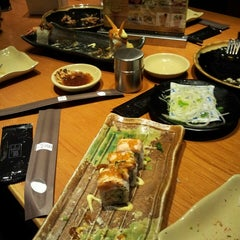 Photo taken at Sushi Tei by Effendy H. on 6/6/2013