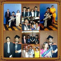 Photo taken at University of Mauritius by Deepraj N. on 10/26/2014