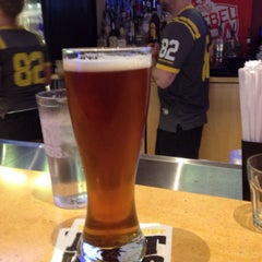 Photo taken at Buffalo Wild Wings by Scott C. on 3/21/2015