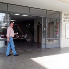 Photo taken at Prefeitura Municipal de Marília by Cid P. on 11/20/2013