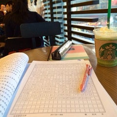 Photo taken at Starbucks 星巴克 by Darya V. on 3/22/2014
